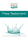 CEB Common English Bible New Testament (eBook)