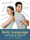 Body Language Quick & Easy (eBook)