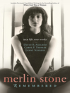 Merlin Stone Remembered (eBook): Her Life and Works