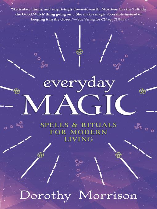 Everyday Magic (eBook): Spells & Rituals for Modern Living
