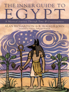 The Inner Guide to Egypt (eBook): A Mystical Journey Through Time & Consciousness