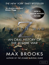 World War Z (eBook): An Oral History of the Zombie War