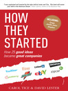 How They Started (eBook)