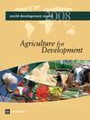 World Development Report 2008 (eBook): Agriculture for Development