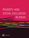 Poverty and Social Exclusion in India (eBook)