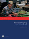 Population Aging (eBook): Is Latin America Ready?