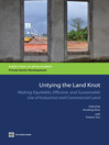 Untying the Land Knot (eBook): Making Equitable, Efficient, and Sustainable Use of Industrial and Commercial Land