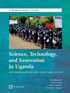Science, Technology and Innovation in Uganda (eBook): Recommendation for Policy and Action