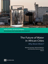 The Future of Water in African Cities (eBook): Why Waste Water?