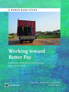 Working toward Better Pay (eBook): Earnings Dynamics in Ghana and Tanzania