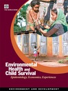 Environmental Health and Child Survival (eBook): Epidemiology, Economics, Experiences