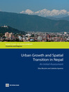 Urban Growth and Spatial Transition in Nepal (eBook): An Initial Assessment