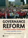 Governance Reform Under Real-World Conditions (eBook): Citizens, Stakeholders, and Voice
