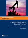 Implementing Energy Subsidy Reforms (eBook): Evidence from Developing Countries