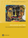 Inclusion Matters (eBook): The Foundation for Shared Prosperity