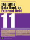 The Little Data Book on External Debt 2011 (eBook)