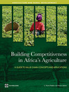 Building Competitiveness in Africa's Agriculture (eBook): A Guide to Value Chain Concepts and Applications