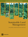 Sustainable Land Management (eBook): Challenges, Opportunities, and Trade-offs
