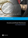 Income and Asset Disclosure (eBook): Case Study Illustrations