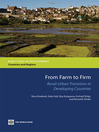 From Farm to Firm (eBook): Rural-Urban Transition in Developing Countries