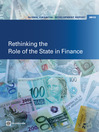 Global Financial Development Report 2013 (eBook): Rethinking the Role of the State in Finance