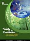 Poverty and the Environment (eBook): Understanding Linkages at the Household Level