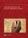 Sustaining Educational and Economic Momentum in Africa (eBook): World Bank Working Paper, 195
