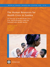 The Human Resources for Health Crisis in Zambia (eBook): An Outcome of Health Worker Entry, Exit, and Performance within the National Health Labor Market