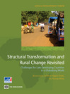 Structural Transformation and Rural Change Revisited (eBook): Challenges for Late Developing Countries in a Globalizing World