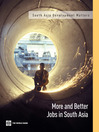 More and Better Jobs in South Asia (eBook)