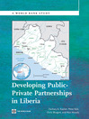Developing Public Private Partnerships in Liberia (eBook)
