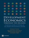 Development Economics through the Decades (eBook): A Critical Look at Thirty Years of the World Development Report