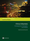 China Urbanizes (eBook): Consequences, Strategies, and Policies