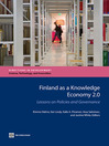 Finland as a Knowledge Economy 2.0 (eBook): Lessons on Policies and Governance