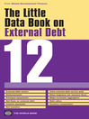 The Little Data Book on External Debt 2012 (eBook)