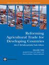 Reforming Agricultural Trade for Developing Countries, Volume 2 (eBook): Quantifying the Impact of Multilateral Trade Reform