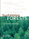 Sustaining Forests (eBook): A Development Strategy