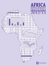 Africa Development Indicators 2012/2013 (eBook)