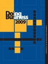 Doing Business 2009 (eBook)