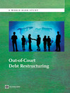 Out-of-Court Debt Restructuring (eBook)