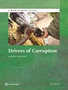 Drivers of Corruption (eBook): A Brief Review