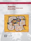Argentina (eBook): Income Support Policies Toward the Bicentennial