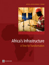 Africa's Infrastructure (eBook): A Time for Transformation