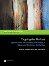 Tapping the Markets (eBook): Opportunities for Domestic Investments in Water and Sanitation for the Poor