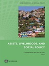 Assets, Livelihoods, and Social Policy (eBook)