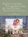 Agricultural Trade Reform & the Doha Development Agenda (eBook)