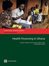 Health Financing in Ghana (eBook)
