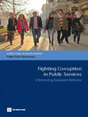 Fighting Corruption in Public Services (eBook): Chronicling Georgia's Reforms