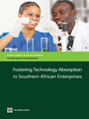 Fostering Technology Absorption in Southern African Enterprises (eBook)