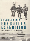 Shackleton's Forgotten Expedition (eBook): The Voyage of the Nimrod